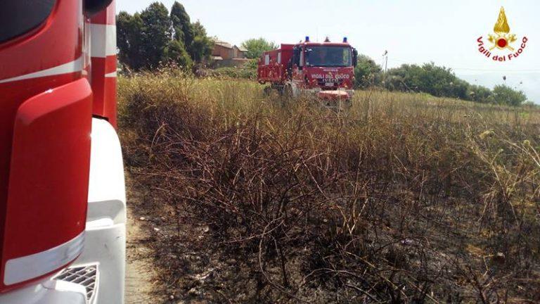 Incendi, attivato il Distaccamento stagionale di Ricadi dei Vigili del fuoco