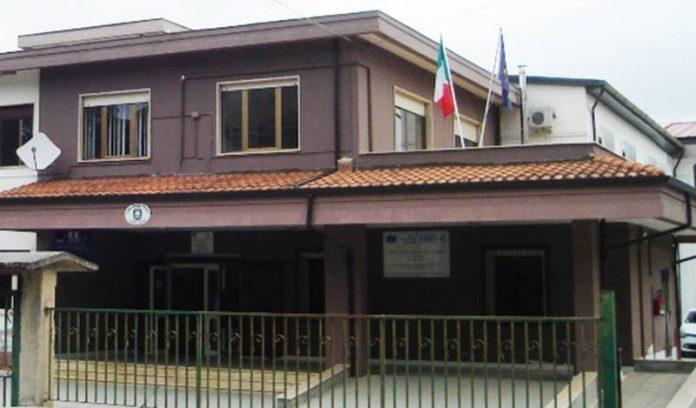 Acquaro, la sede dell'Istituto comprensivo