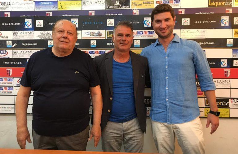 La Vibonese scioglie le riserve: Giacomo Modica è il nuovo allenatore