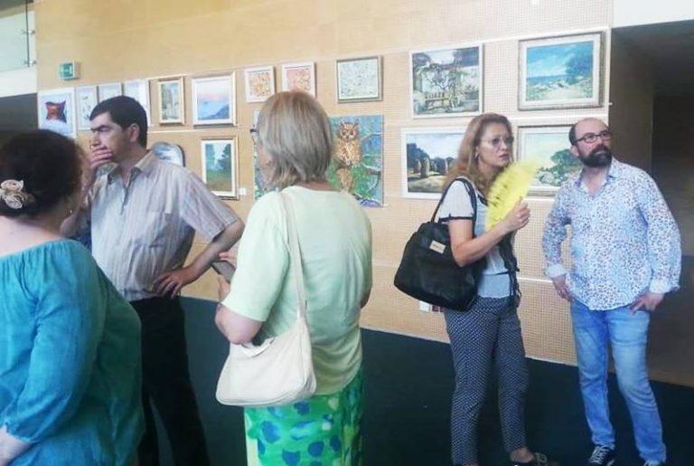 Arte, il pittore miletese Mimmo Corrado espone a Bucarest