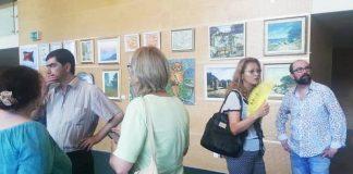 La mostra di Corrado a Bucarest