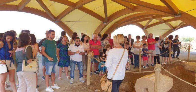 Successo per il tour tra le bellezze archeologiche di Vibo Valentia