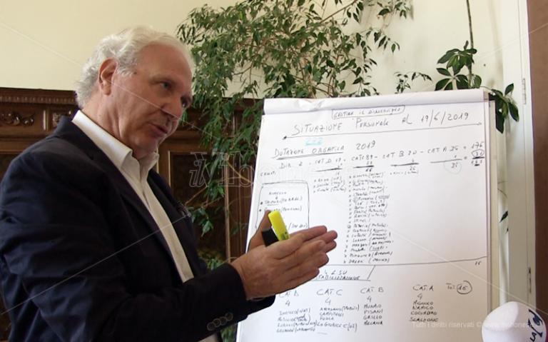 Comune Vibo, la carenza di personale e i piani dell'amministrazione – Video