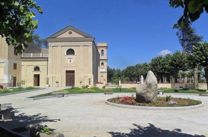 Il Santuario di Monte Poro