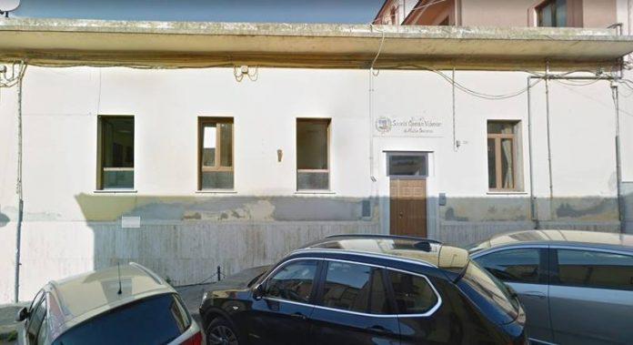 La sede della Società operaia vibonese
