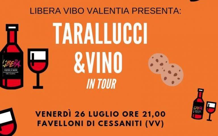 """""""Tarallucci&Vino"""", la kermesse di """"Libera"""" approda a Favelloni"""