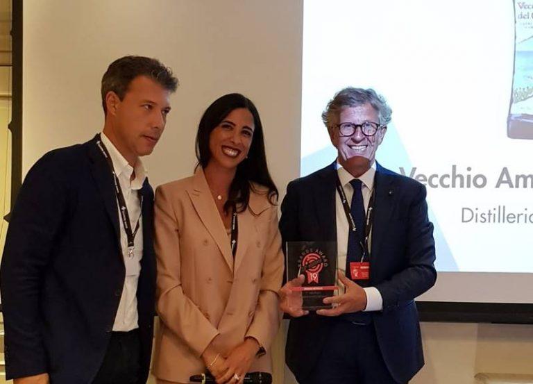 """Economia, il Vecchio Amaro del Capo trionfa ai """"Brands Awards"""""""