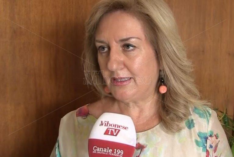 La gratitudine dell'ex assessore Franca Falduto: «Ogni fine è un nuovo inizio»