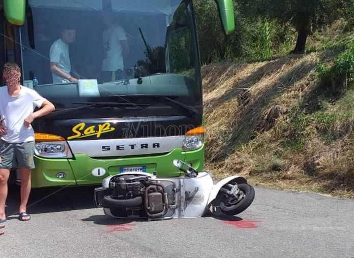L'incidente avvenuto ieri