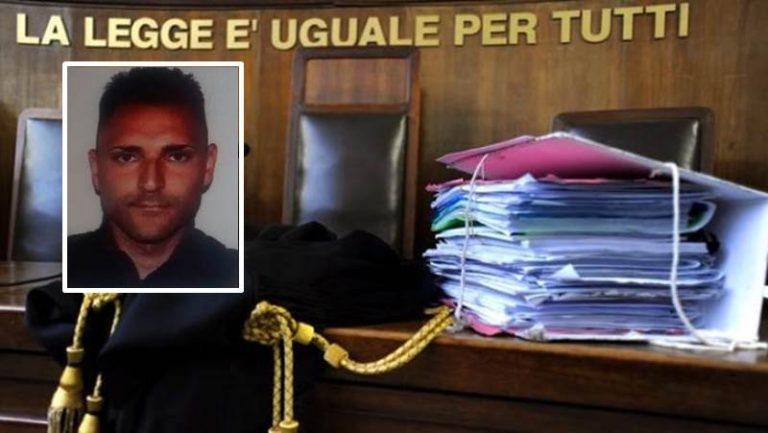 Aggressione in carcere, Ciko Olivieri ammesso al rito abbreviato