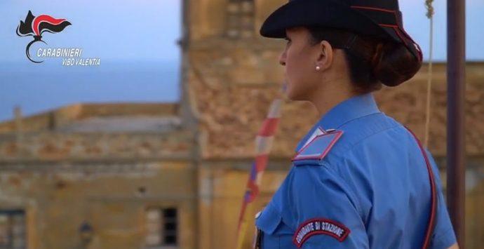 """""""I carabinieri tra la gente"""", l'Arma celebra la città di Pizzo – Video"""