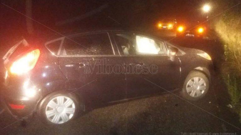 Incidente stradale tra Vazzano e Vallelonga, un ferito