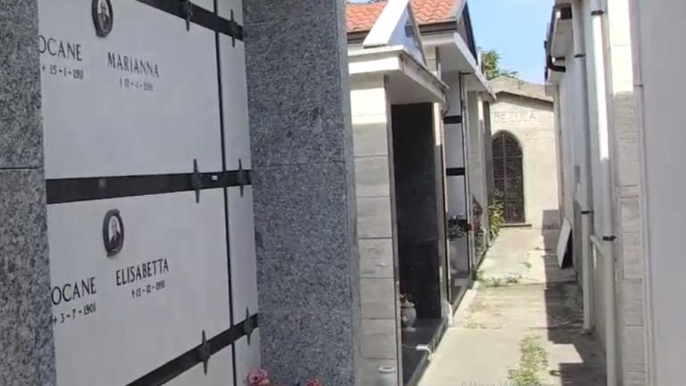 Parghelia, foto sottratte dalle lapidi: il paese s'indigna – Video
