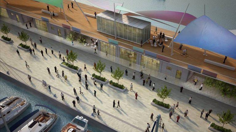 Contratti di sviluppo, torna d'attualità il progetto Vibo Marina Waterfront