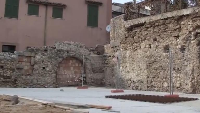 Vibo, lavori al Carmine: quel progetto che non convince i residenti – Video