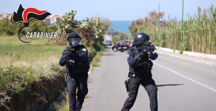 Tsunami sulla costa vibonese, l'Arma simula l'Apocalisse – Foto/Video