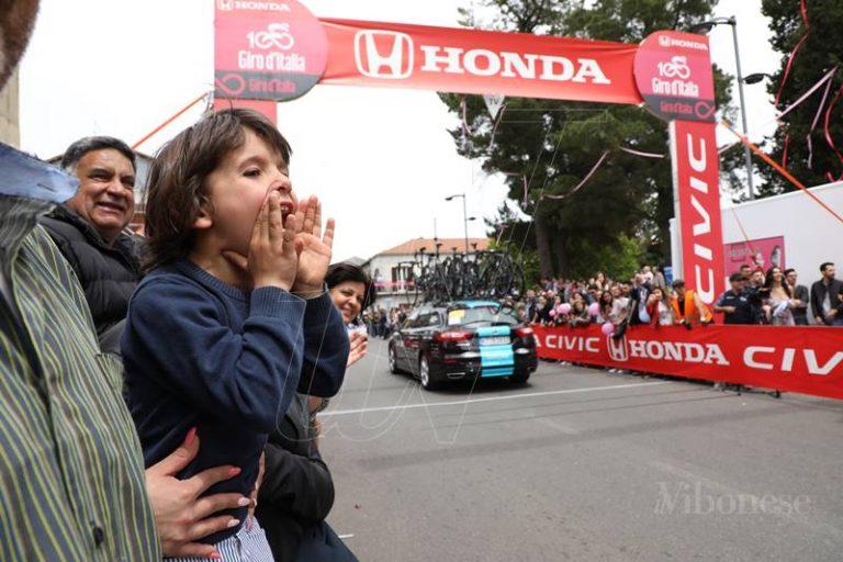 Giro d'Italia, ecco la nuova (probabile) data della tappa di Mileto