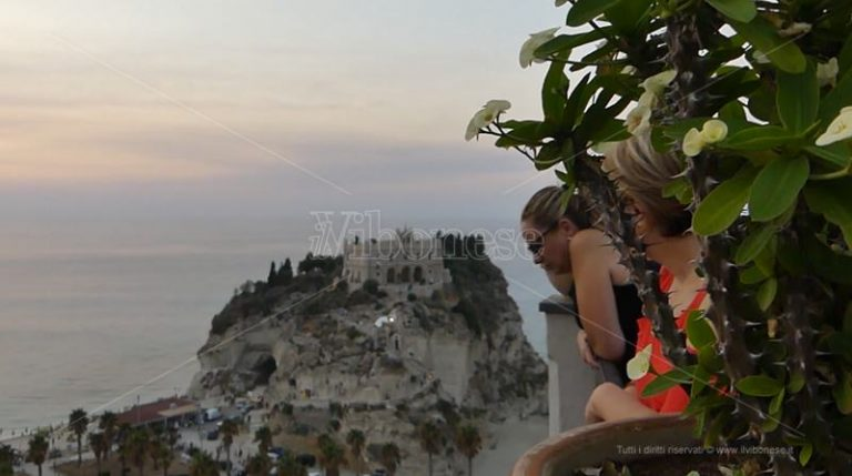 Tropea, una stagione turistica di respiro internazionale – Video