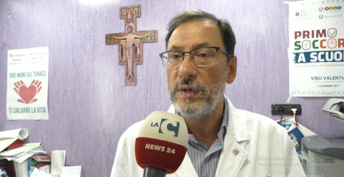 Ospedale di Vibo, il bilancio del Pronto soccorso dopo l'iper-afflusso estivo – Video