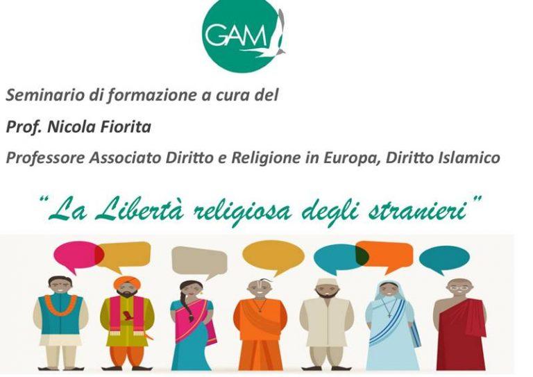 La religione come strumento d'integrazione, a Vibo il seminario della Gam