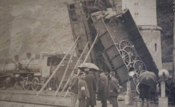Una delle poche foto della tragedia