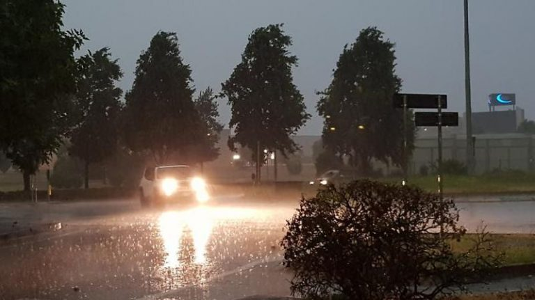Allerta meteo nelle Serre vibonesi, diverse le zone a rischio