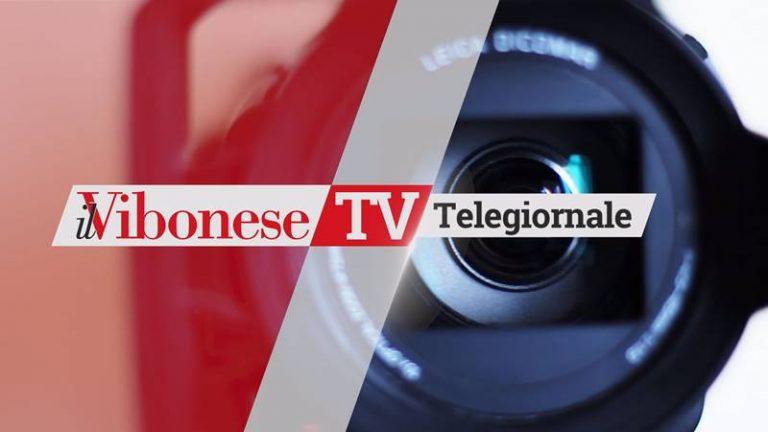 Il Tg de Il Vibonese Tv, edizione dell'8 febbraio