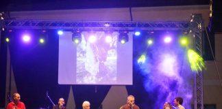 Uno degli spettacoli della Kermesse aramonese