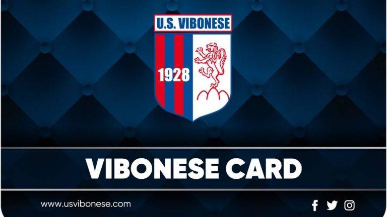 """I tifosi prima di tutto, nasce la """"Vibonese Card"""""""