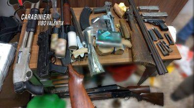 Arsenale a Piscopio, resta in carcere il possessore delle armi