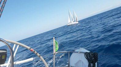 Campionato di vela d'altura al via dal porto di Tropea – Video