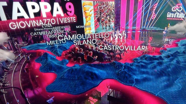 Giro d'Italia, presentata a Milano anche la tappa di Mileto