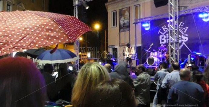 Tropea, finale sotto la pioggia per il 14esimo Blues festival – Video