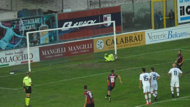 Vibonese batte Casertana 3-1, punti d'oro per classifica e morale – Video