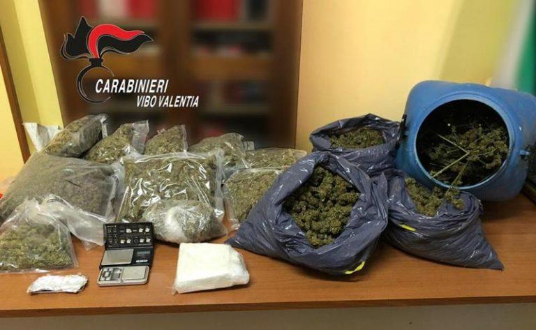 Droga e armi in un casolare, giovane di Limbadi lascia il carcere