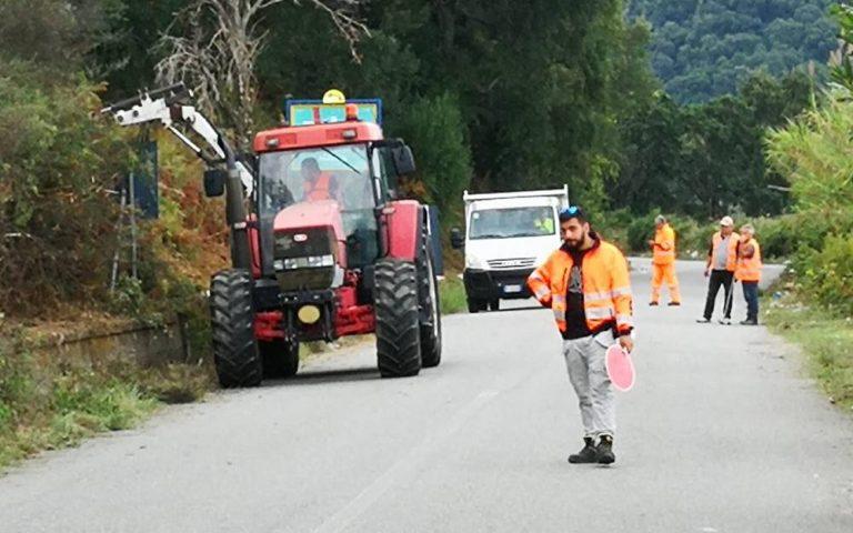 Prevenzione incendi, Pitaro: «Disposta pulizia di 600 chilometri di strade nel Vibonese»