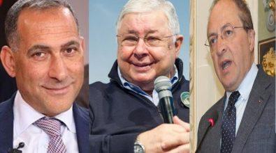 Regionali, Censore e Iacucci su Callipo: «Gli daremo tutto il sostegno possibile»