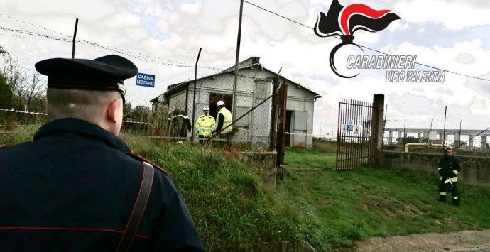 Fuga di gas a Capistrano, evacuate cinque abitazioni