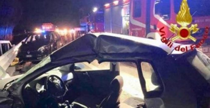 Tragico incidente sulla Salerno-Caserta, muoiono madre e figlia di Drapia