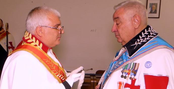 Limbadi, inaugurata la sede della Legione dei Cavalieri templari – Video