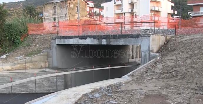 Sottopasso di Vibo Marina, Russo: «In arrivo 450mila euro per il completamento»