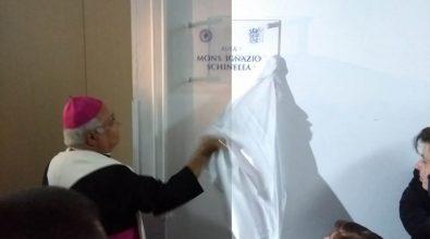 La Chiesa non dimentica monsignor Schinella: intitolata aula del Pit di Catanzaro