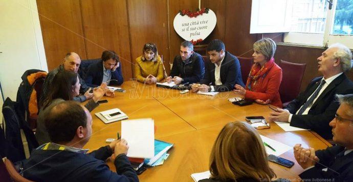 """Comune, giunta e 5 Stelle puntano ad un decreto """"Salva Vibo"""" – Video"""