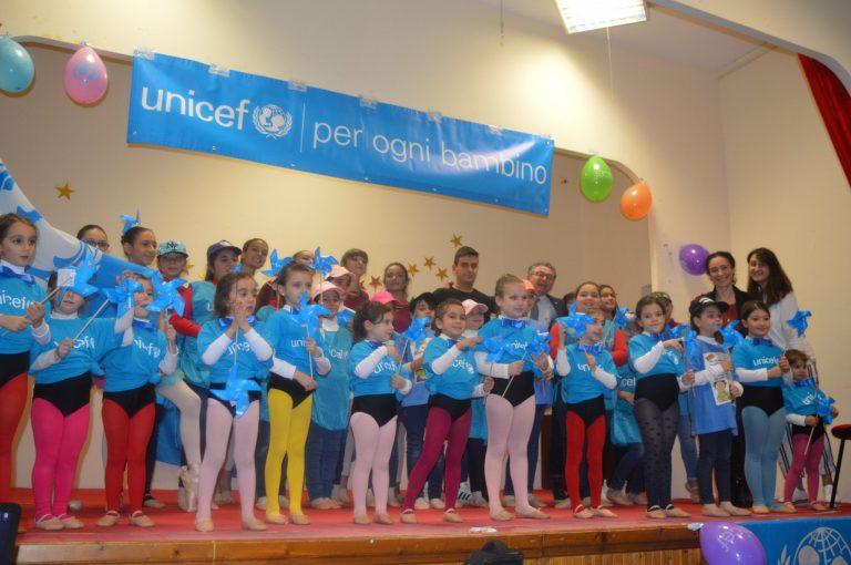 """Nicotera, i """"Bambini al centro"""" grazie ai volontari dell'Unicef"""