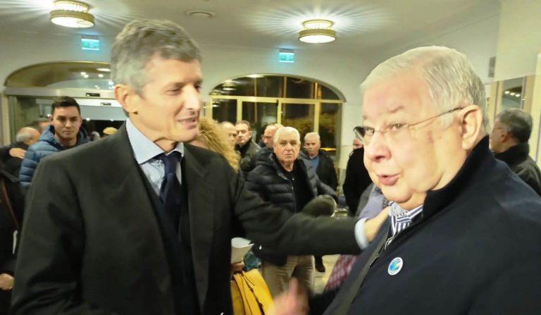 Il sottosegretario Martella lancia Callipo: «Una speranza per la Calabria» – Video