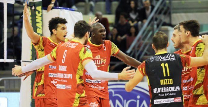Volley, Callipo rilancia: «Si torni nei palazzetti con green pass e mascherina»
