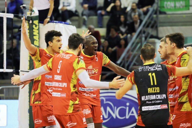 Primo sorriso in trasferta per la Callipo: Top volley ko al tie break – Video
