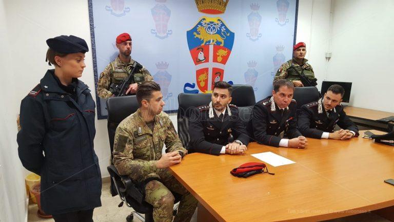 Aspetta il caffè e si ritrova i carabinieri, catturato Accorinti – Video