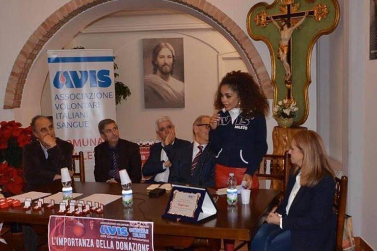 Festa del donatore a Mileto, fra testimonianze toccanti e solidarietà