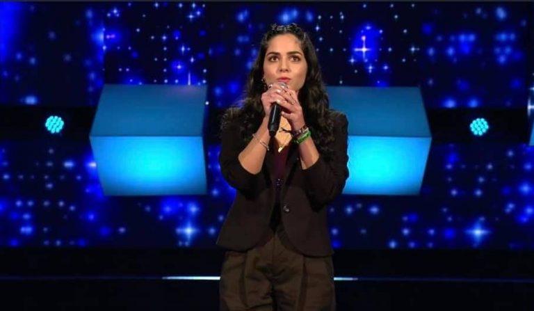 Da Filadelfia al talent di Canale 5, la voce di Bianca sul palco di All together now – Video
